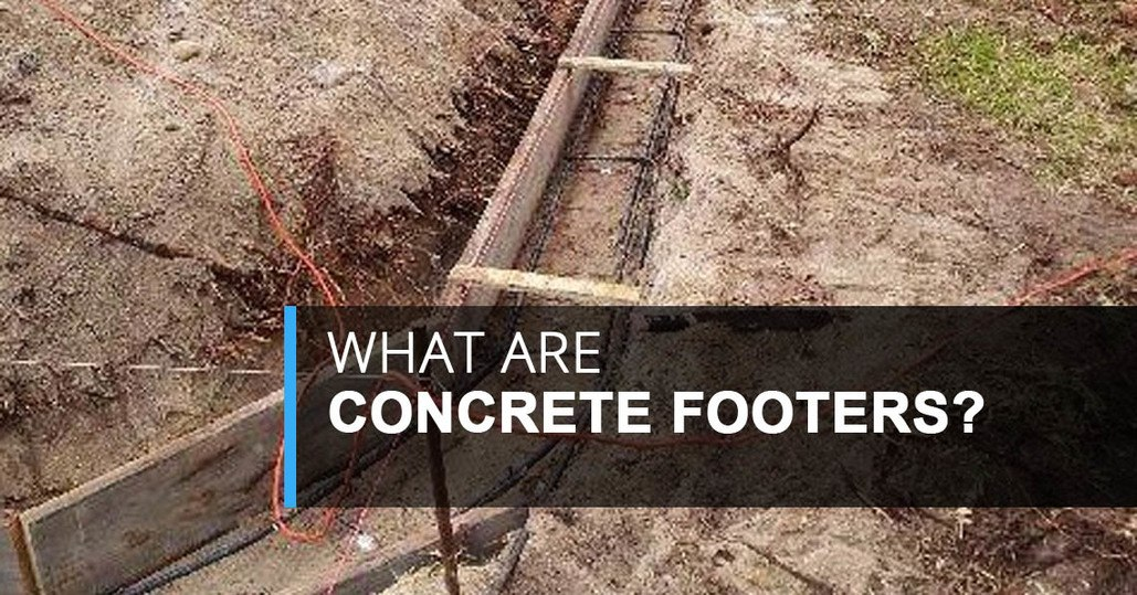 What are Concrete Footers? - FL Screens